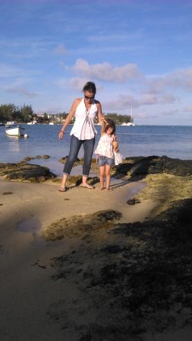 8nov (11)-Lever du jour sur la plage de Bain Boeuf