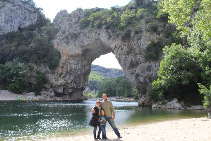 0 28avril - Le Pont d'Arc (28)