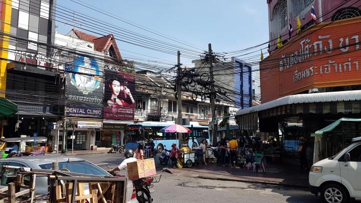 Bangkok – Nos premiers pas enAsie